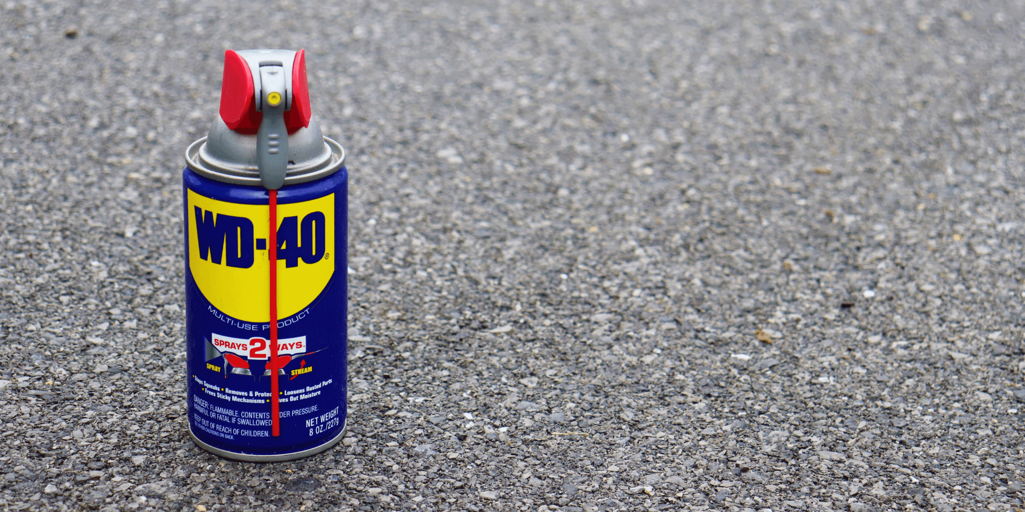 WD-40 for container care